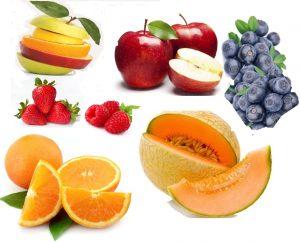 Frutas que apoyan el control de peso