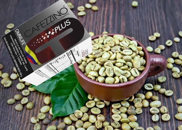 Cafezzino Plus(Café Colombiano)  algo más que un simple café, es  delicioso.